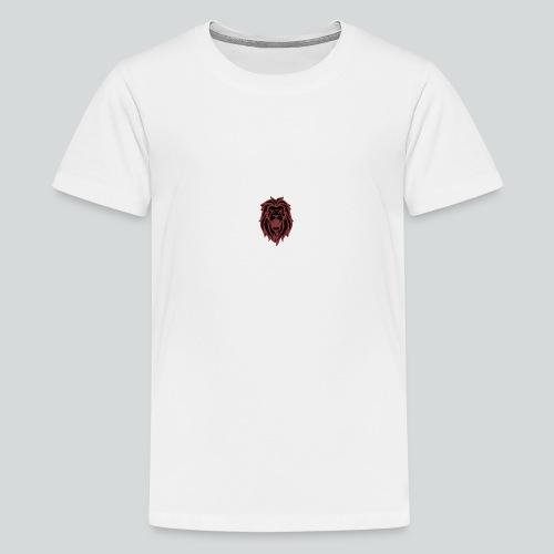 HAHN - RED - Teenager premium T-shirt