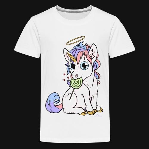 Licornette - T-shirt Premium Ado