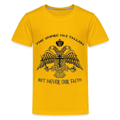 the empire has fallen VEK - Teenager Premium T-Shirt