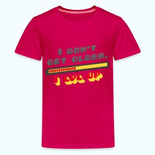 Gamer Spruch - Teenage Premium T-Shirt