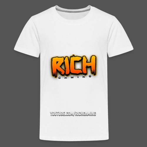 shirt logo - Teenage Premium T-Shirt