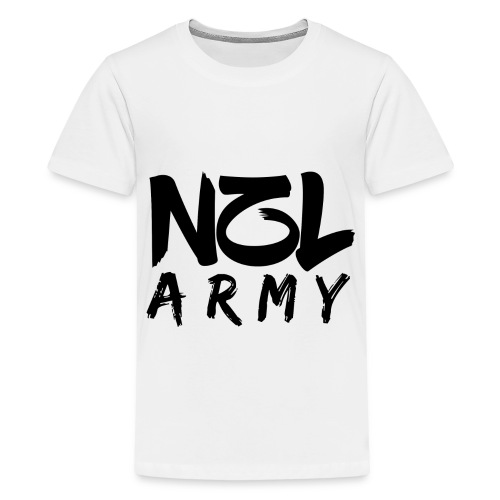 nzlarmy - Teenage Premium T-Shirt