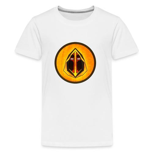 NOCLIPBROOOOOtrans png - Premium-T-shirt tonåring