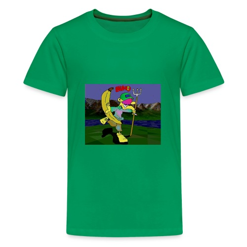 Bruno II - Premium T-skjorte for tenåringer