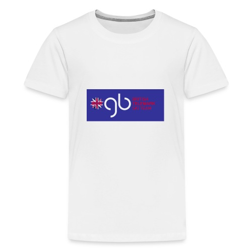 improved gb tele team - Teenage Premium T-Shirt