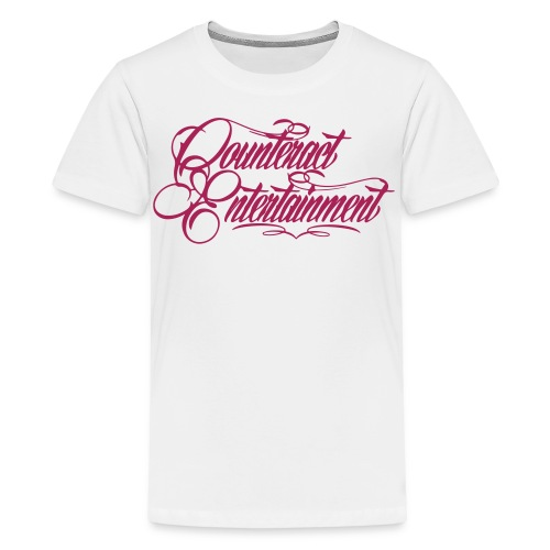 CE black - Teenager Premium T-Shirt
