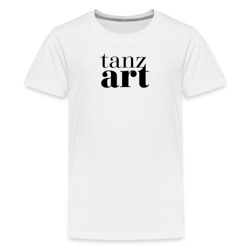 logo design no atelier - Teenager Premium T-Shirt