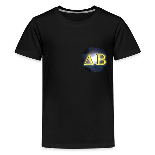 Darkbinder_rund - Teenager Premium T-Shirt