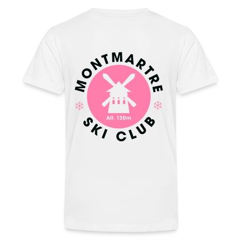 MSC 10 png - T-shirt Premium Ado