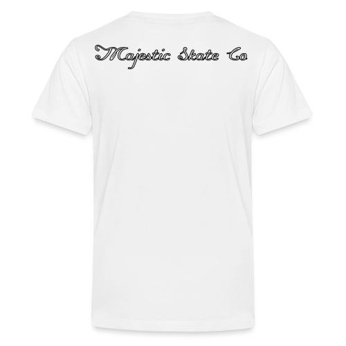 Majestic Skate Co - Teenage Premium T-Shirt