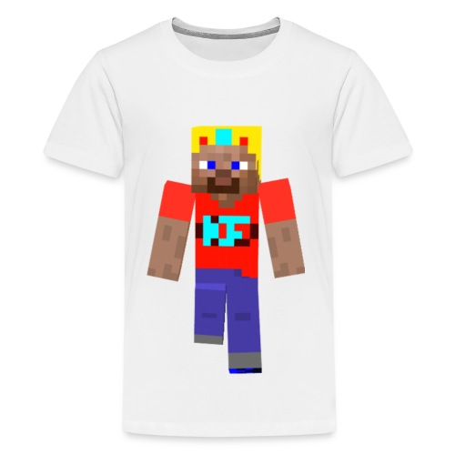 bigKing png - Teenager Premium T-Shirt
