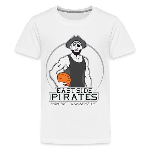 LOGO_emil_antony_Spirit - Teenager Premium T-Shirt