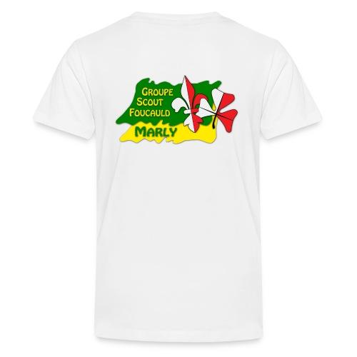 Scout propre - T-shirt Premium Ado