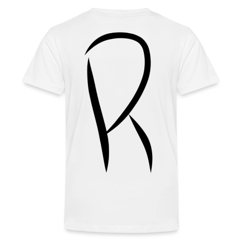 The big R - T-shirt Premium Ado