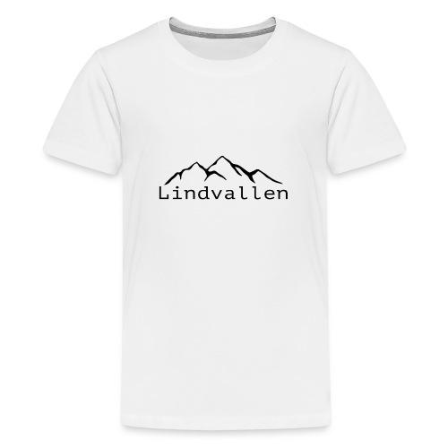 Lindvallen - Premium-T-shirt tonåring