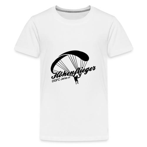 hoehenflieger - Teenager Premium T-Shirt