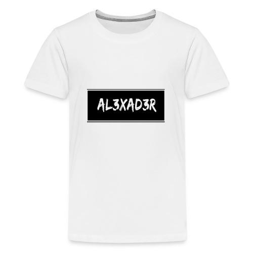 AL3XAD3R Merchandising - Teenager Premium T-Shirt