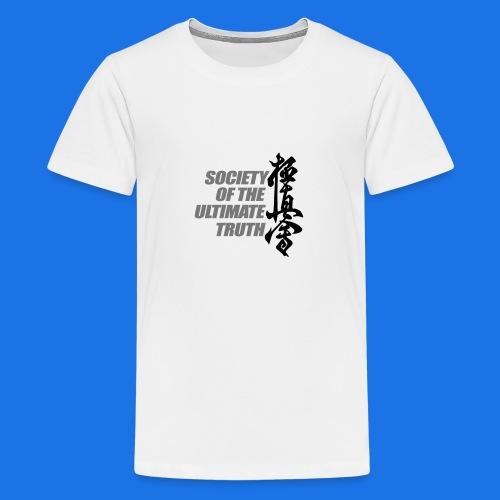 Kyokushin3 - Teenager Premium T-shirt