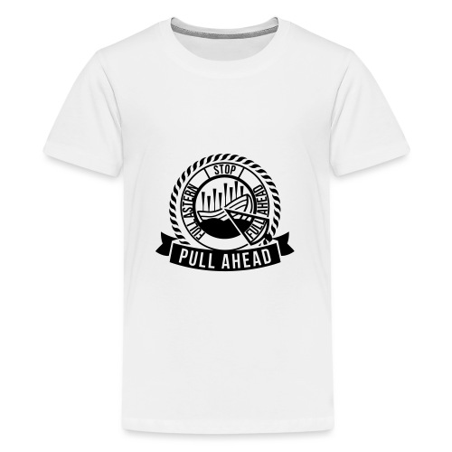 Logo Pull Ahead - Teenager Premium T-Shirt
