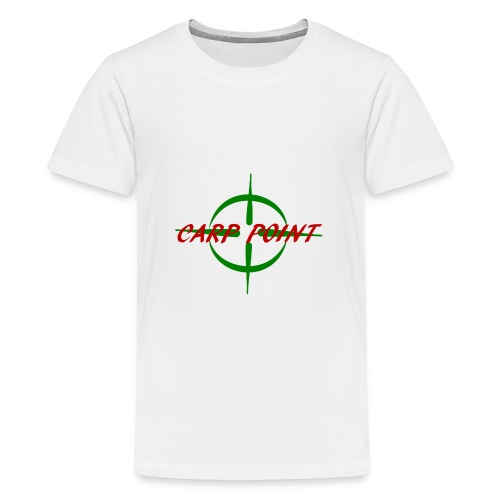 Carp Point - Teenager Premium T-Shirt
