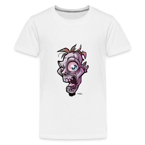 Drawing Dead T-01 - T-shirt Premium Ado