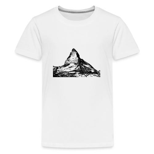 Swiss Alps - Teenager Premium T-Shirt