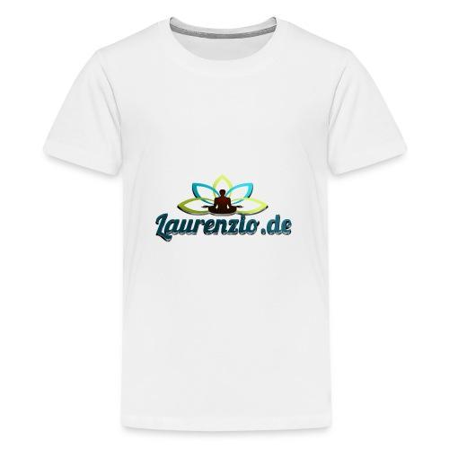 Laurenzio.de - Teenage Premium T-Shirt