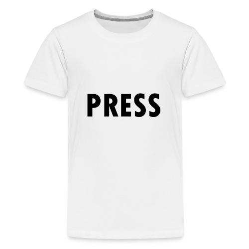press - Teenager Premium T-Shirt