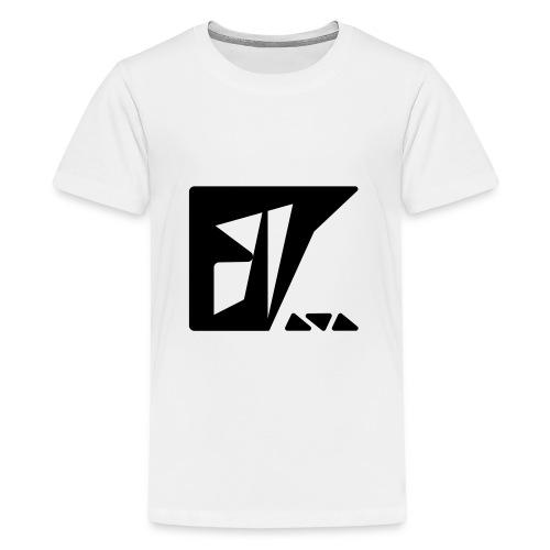 aifedespaix B&W - T-shirt Premium Ado