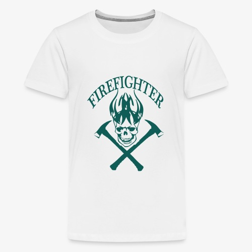 firefighter - T-shirt Premium Ado