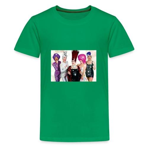 Covergirls - Teenager Premium T-Shirt
