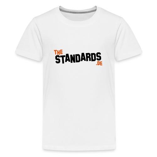 thestandardsde - Teenager Premium T-Shirt
