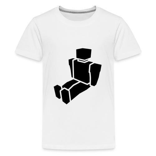 htidvector - Teenage Premium T-Shirt