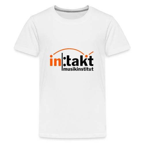 intakt Logo - Teenager Premium T-Shirt