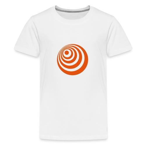 trompete spreadshirt - Teenager Premium T-Shirt