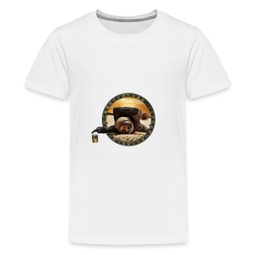 Coup de mou ? (texte personnalisable) - T-shirt Premium Ado