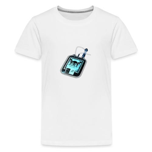 Plasma noir - T-shirt Premium Ado