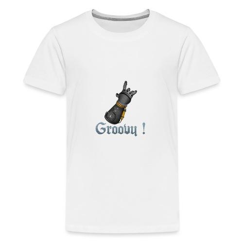 Dungeon Groovy ! - T-shirt Premium Ado