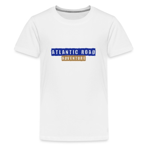 back tee2c print 20 - Premium T-skjorte for tenåringer