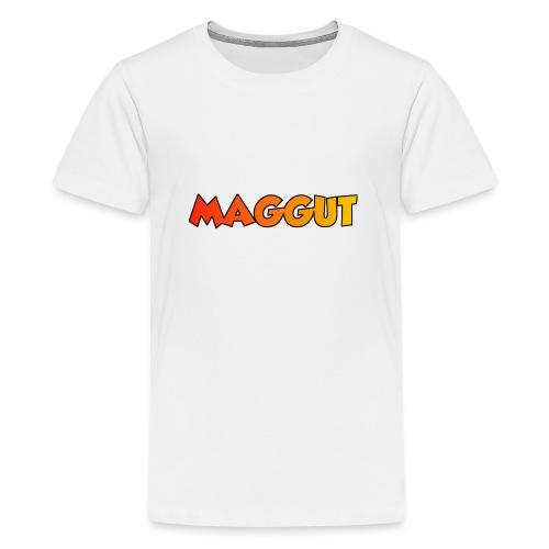 MAGGUT - Teenager Premium T-Shirt