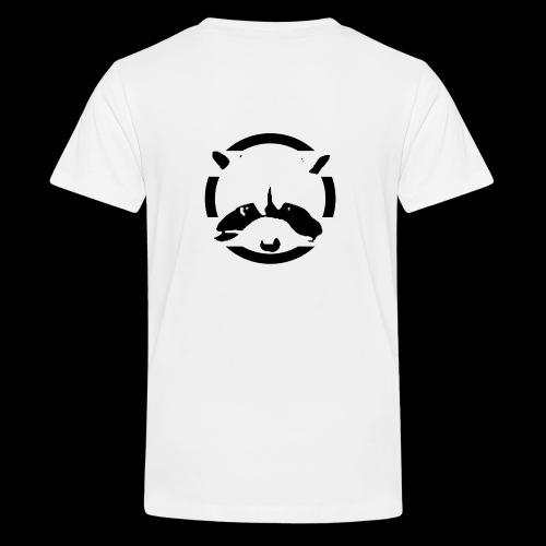 Racoon 2 - T-shirt Premium Ado