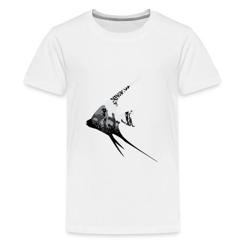 Pez Ídolo - Camiseta premium adolescente