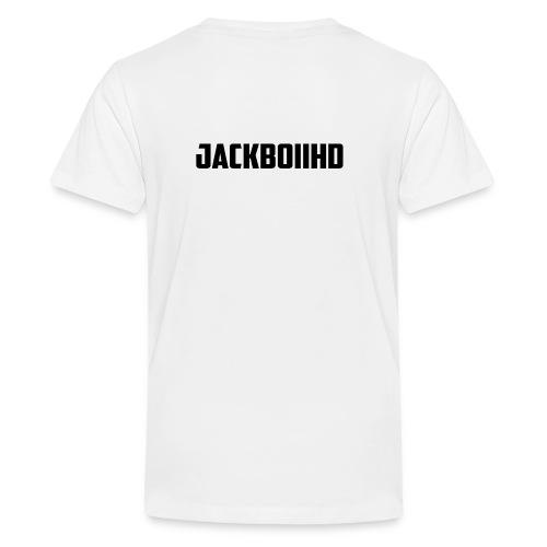 JackBoiiHD - Teenage Premium T-Shirt