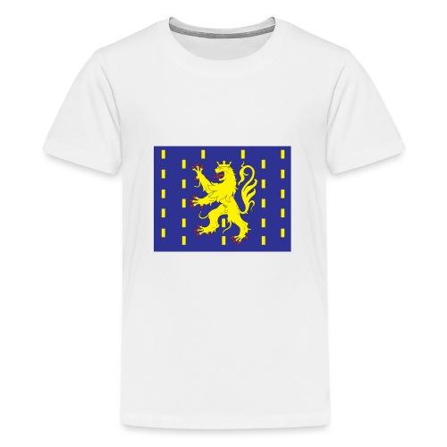Franche Comté - T-shirt Premium Ado