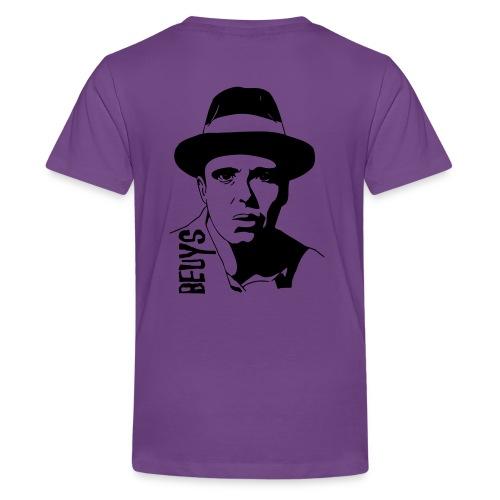 Joseph Beuys - Teenager Premium T-Shirt