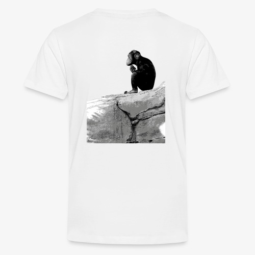 Music Monkey - Teenage Premium T-Shirt