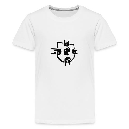 logosmall - Teenager Premium T-Shirt