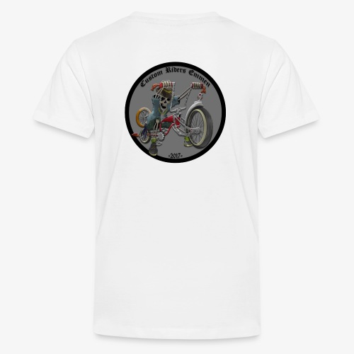 Custom Riders Emmen - Teenager Premium T-shirt
