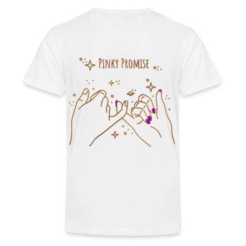 best friends - Premium-T-shirt tonåring