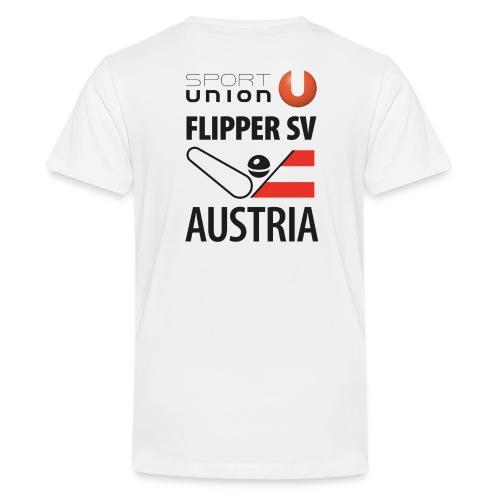 union fippersv - Teenager Premium T-Shirt